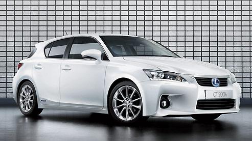 Lexus à la conquête d'Audi et BMW