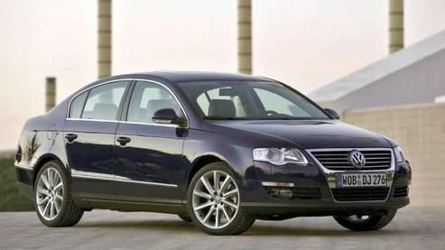 Volkswagen envisage une reprise en 2010