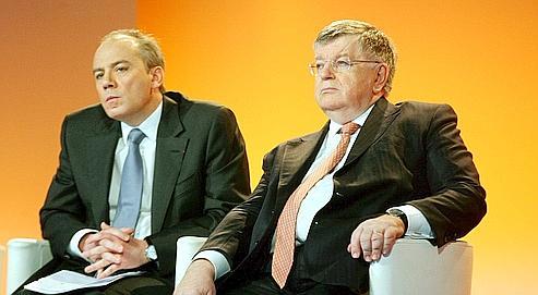 Orange: Stéphane Richard avance sur le social