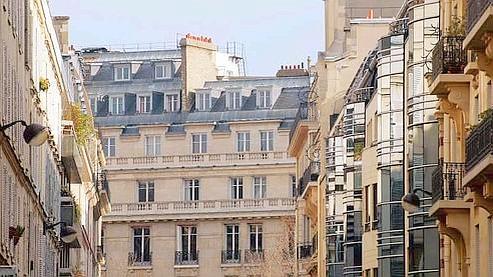 Les prix de l'immobilier ont baissé à Paris l'an dernier