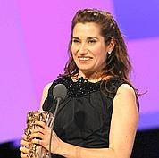 Emmanuelle Devos, meilleur second rôle féminin.
