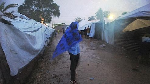 Au moins dix morts dans des inondations en Haïti