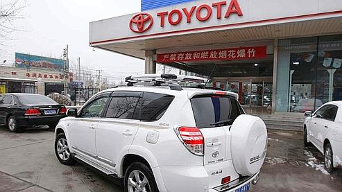 Toyota cartonne au Japon malgré les rappels
