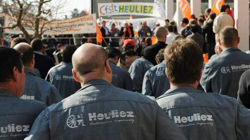 Heuliez : Bernard Krief se retire