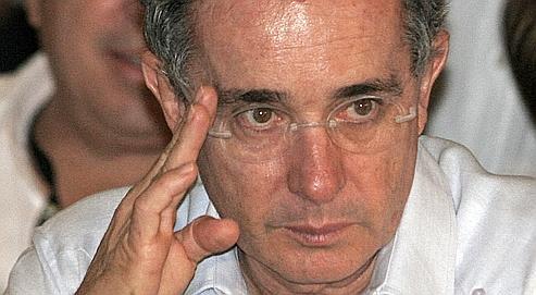 Fin de partie pour Uribe, le «tombeur des Farc»