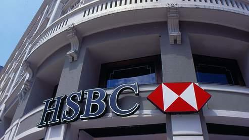 HSBC annonce un bénéfice moins élevé que prévu