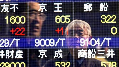 Petite hausse boursière en Asie