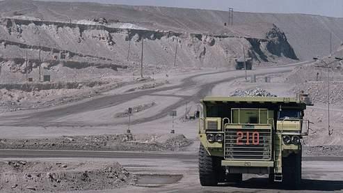 Détente sur les marchés du cuivre