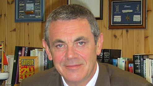 Gilles Charpentier, le roi du saumon fumé, nouveau lobbyiste des PME