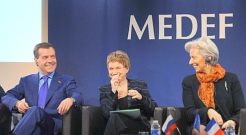 Gazprom, pierre angulaire des relations franco-russes