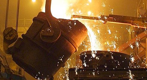 Le prix de l'acier pourrait augmenter de 40%