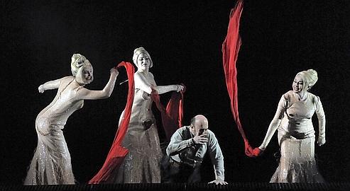 Le «Ring»enfin à l'Opéra de Paris