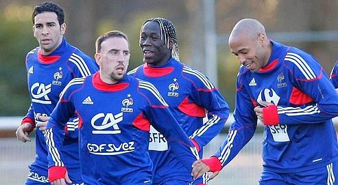 Franck Ribéry, le retour de l'agent provocateur