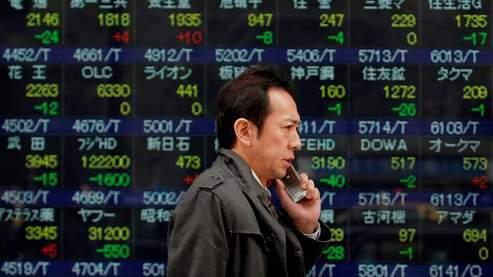 Les Bourses asiatiques se maintiennent dans le vert