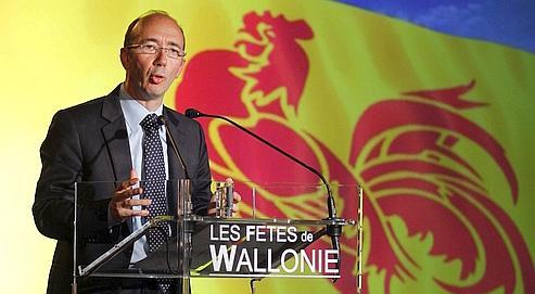 Pour le ministre-président de la région wallonne, Rudy Demotte, «il manque à la Wallonie un projet identitaire et mobilisateur».