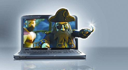 Acer et Asus lancent des PC en relief