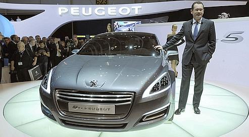 Peugeot repense l'ensemble de sa gamme