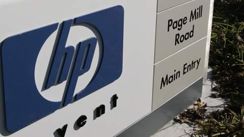 Hewlett-Packard revoit ses résultats à la baisse