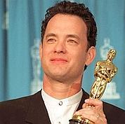 En 1995, Tom Hanks est récompensé pour Forrest Gump
