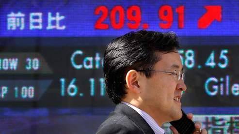 Les Bourses asiatiques en grande forme