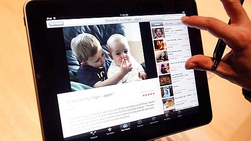 La sortie de l'iPad retardée d'un mois en France
