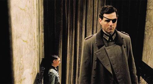 Tom Cruise sous l'uniforme de Stauffenberg