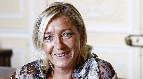Marine Le Pen à la conquête du vote populaire
