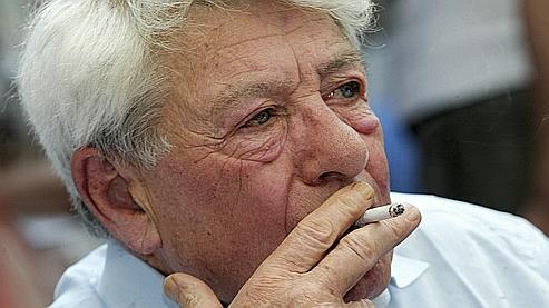 Roger Gicquel décède d'un infarctus