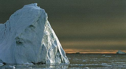 L'Arctique relâche de grosses quantités de méthane