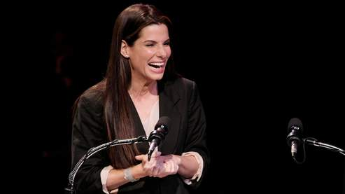 Sandra Bullock, pire actrice de l'année