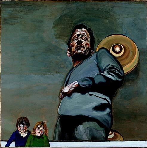 Lucian Freud, un Anglais bien peu tranquille