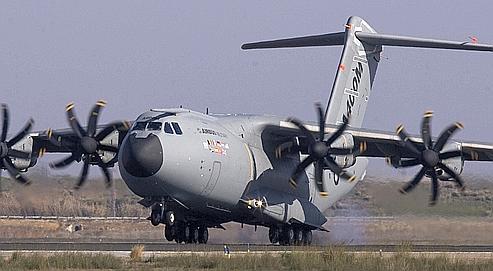 Hervé Morin officialise le sauvetage de l'A 400M