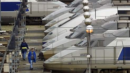 SNCF : préavis de grève le mardi 23 mars
