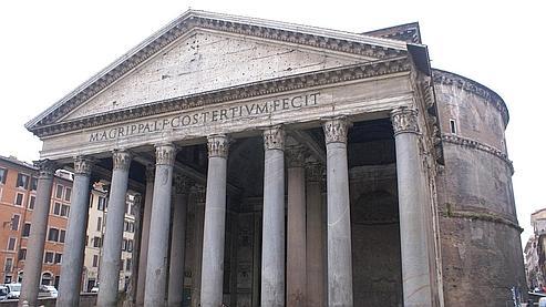 Les musiciens du Panthéon à Rome priés de finir à l'heure