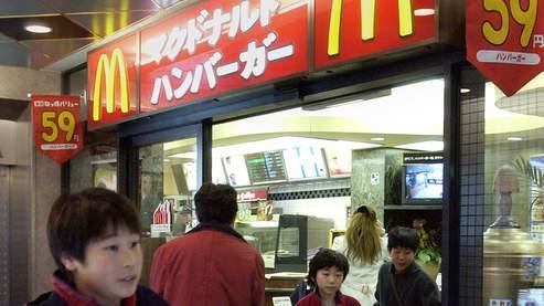 McDonald's conquiert l'Asie à toute vitesse