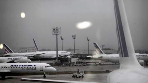Air France : neige et grèves ont coûté 22 millions d'euros