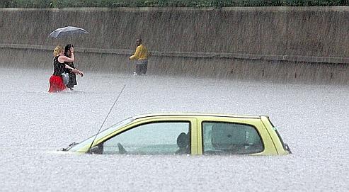 Le plan d'envergure du Gard contre les inondations