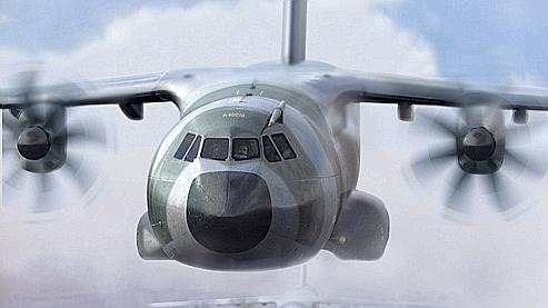 A400M: un nouveau contrat signé avant l'été