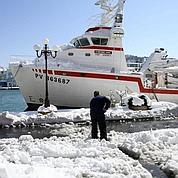 Neige : la Corse toujours en alerte