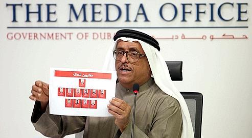 Meurtre de Dubaï: comment le Mossad a été démasqué