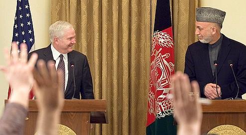Chassé-croisé irano-américain à Kaboul