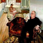Large Interior... de Lucian Freud décrypté