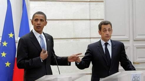 Avions ravitailleurs : Sarkozy va rencontrer Obama