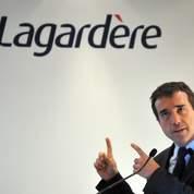 Lagardère sanctionné en Bourse