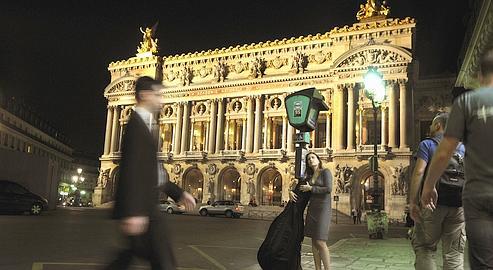 Les principaux lieux de la danse à Paris
