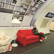 Ikea meuble le métro parisien