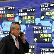 L'Asie boursière est toujours hésitante