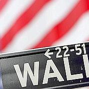 Fin de semaine hésitante à Wall Street