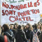 Journée de grève au collège et au lycée