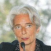 Lagarde appelle Berlin à modifier sa politique